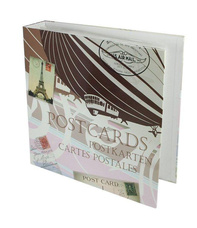 Album for Postcards / Retro / Large