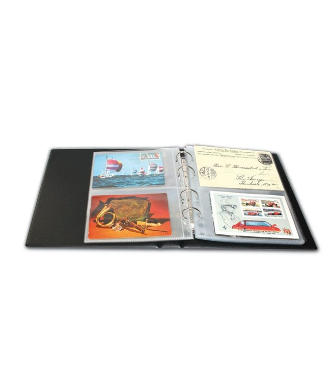 Plastic Pocket Sheets / 2-Way Division