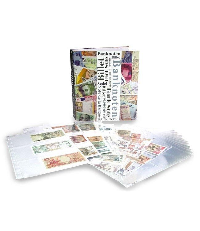 Banknoten-Album / Maxi