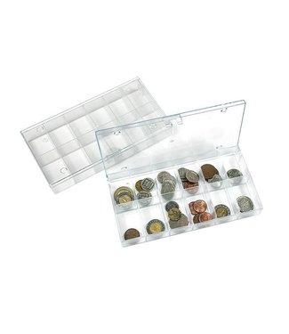 Lindner Verzamelbox Met 12 Vakken