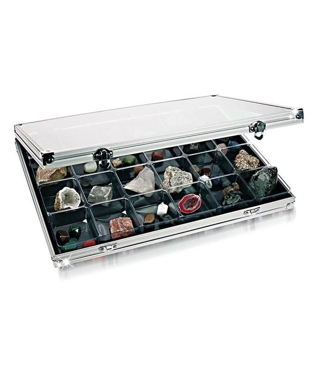 Display Case / 24 Compartments