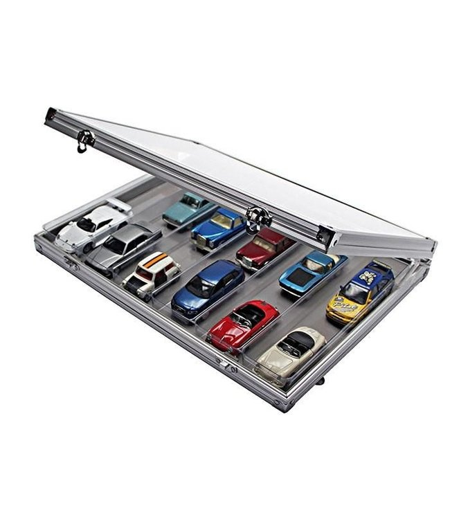 Display Case / 6 Compartments