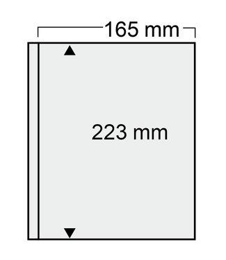 SMC Kunststoffhüllen Compact / 1er Einteilung