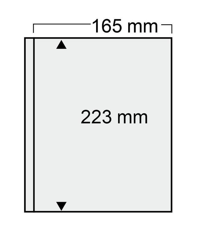 Plastic Sheets Compact / 1 Compartment