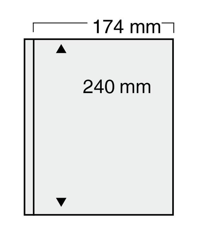 Plastic Sheets Compact / A5 / 1 Compartment