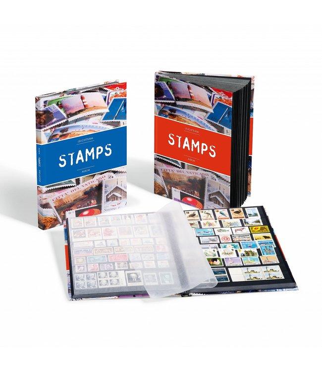 Stockbook / Stamps / A5
