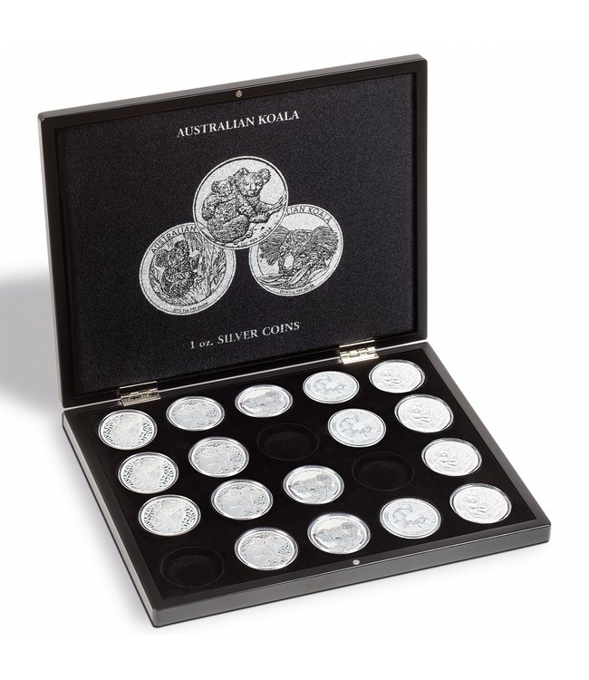 Münzkassette Für 20 Koala-Silbermünzen