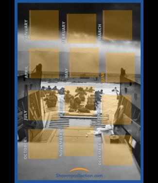 SMC Calendar Militaria