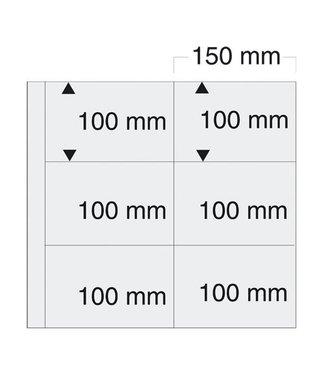 SAFE Sheets Maxi / 6 compartments / 150 mm x 100 mm