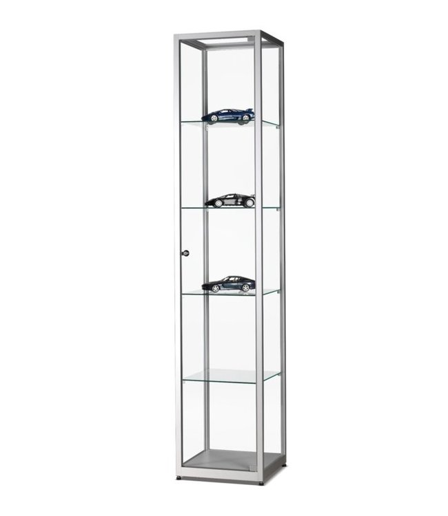 Display Cabinet Marcus / Silver