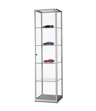 SMC Display Cabinet Floris / Silver