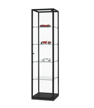 SMC Display Cabinet Floris / Black