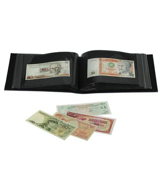 SAFE Small-size Album / Postcards / Banknotes