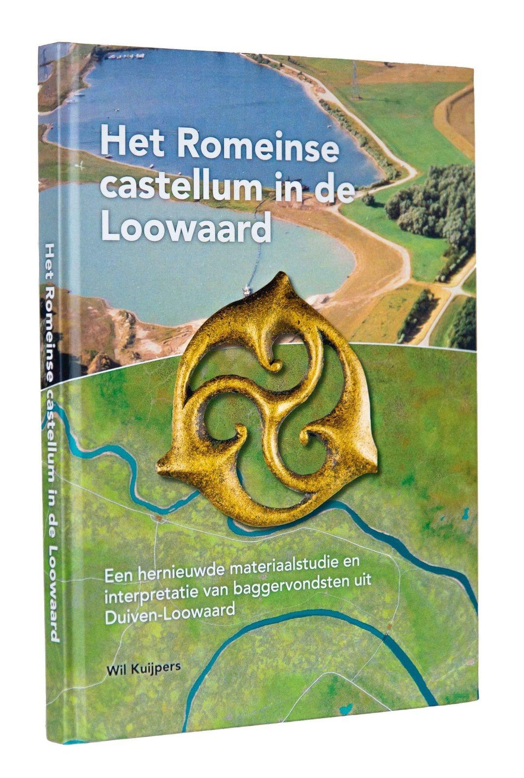 Het Romeinse castellum in de Loowaard