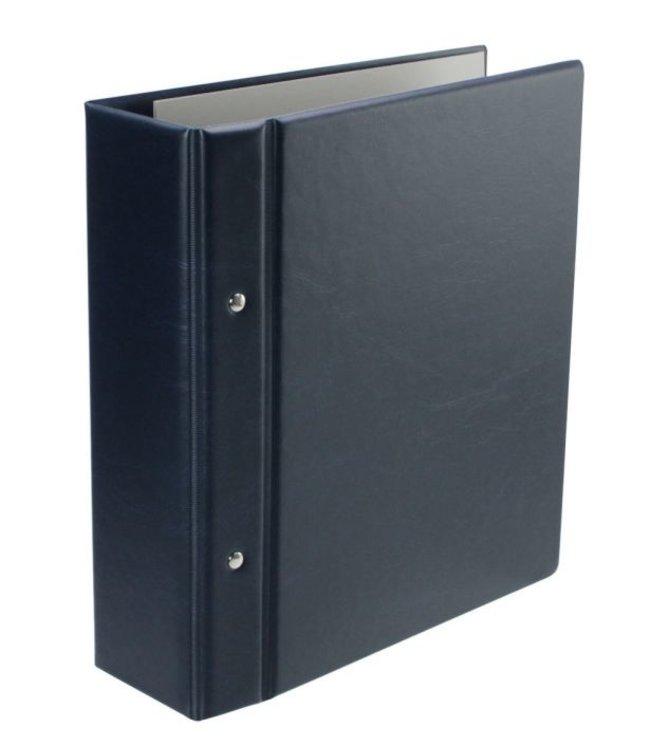 Safe Munten Album / Compact / Blauw