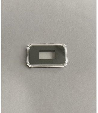 Air-Tite 5 Gram Gold Bar Capsule Holders