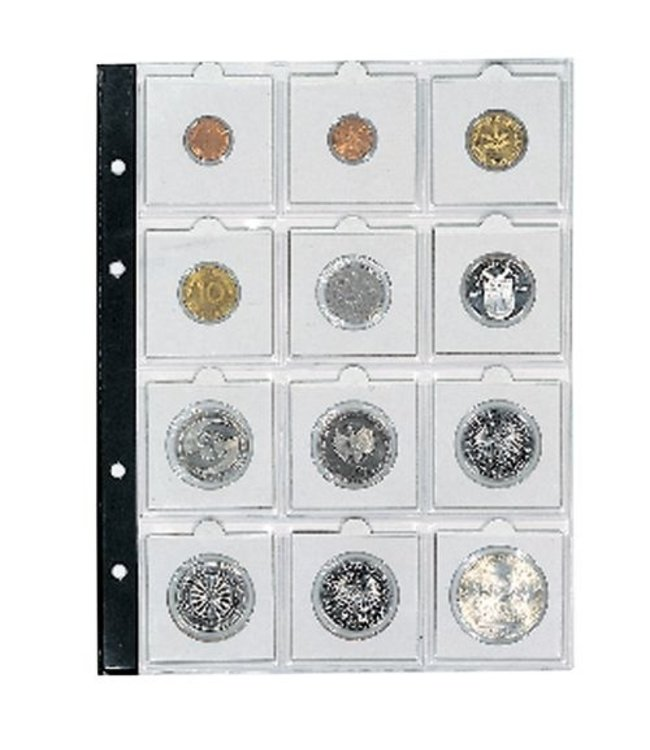 Coin Sheets For Coinholders / Compact Album