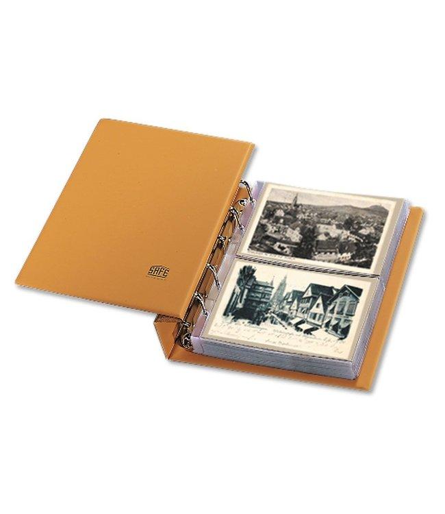 Compact-Album für alte Postkarten