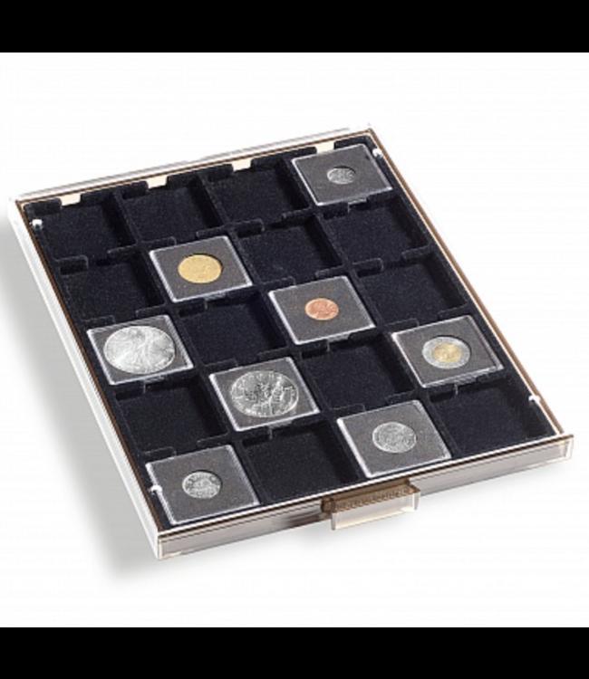 Munten Box Voor Quadrum Capsules / Munthouders