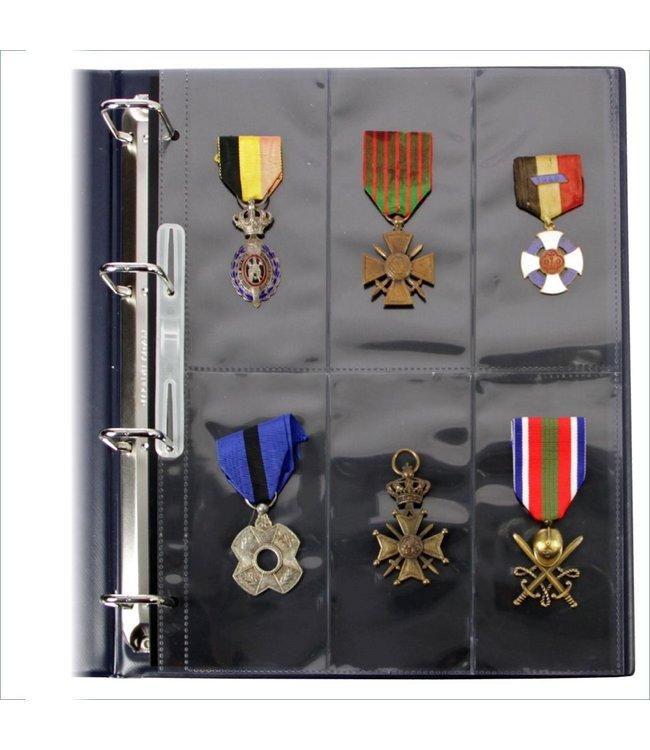 Bladen Voor Medailles