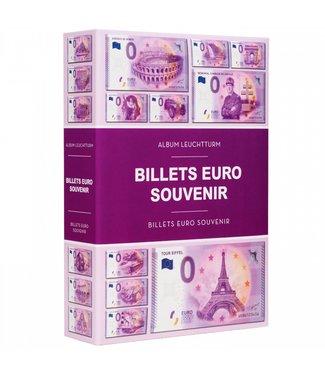 Leuchtturm (Lighthouse) Album Für 420 / Euro Souvenir / Banknoten