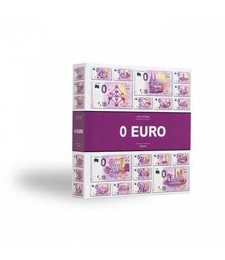 Leuchtturm (Lighthouse) Album For 200 / Euro Souvenir / Banknotes