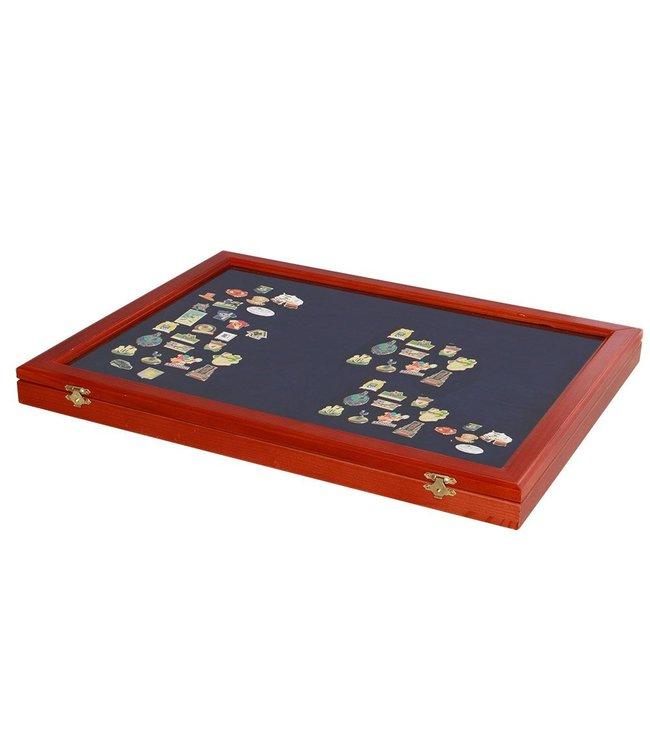 Holz-Vitrine Für Pins / XL