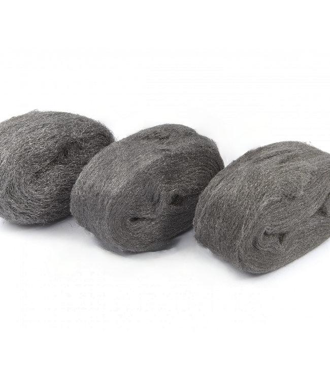 Stahlwolle 0000 / 100 Gramm