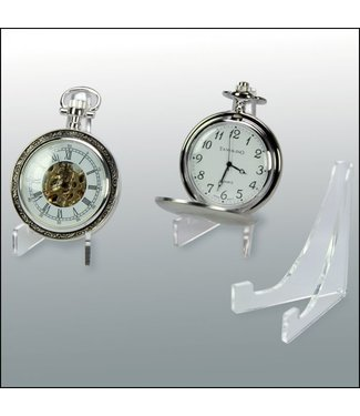 SAFE Acrylic Display Stand For Pocket Watches