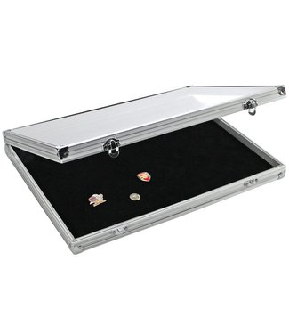 SAFE Aluminum Display Case For Pins