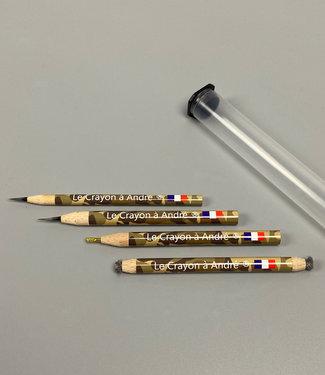 Le Crayon à André ® Set 1 Of 4 Cleaning Pencils Le Crayon à André