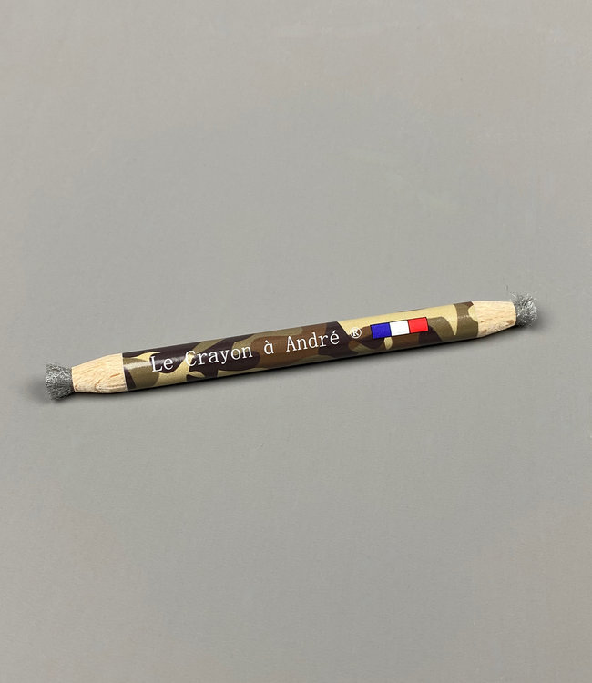 Le Crayon à André  Staalwol Potlood