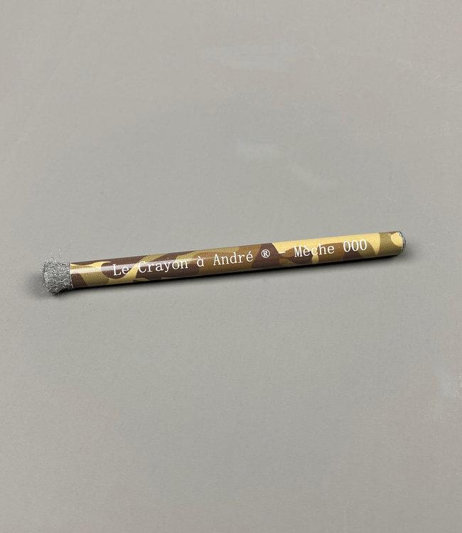 Le Crayon à André Staalwol Wikkel Potlood 000