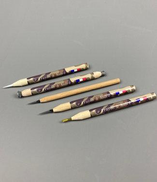 Le Crayon à André ® Set 3 Of 5 Cleaning Pencils Le Crayon à André