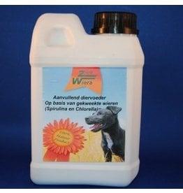 Zoowiera Chlorella-spirulina vloeibaar Zoowiera hond 1l