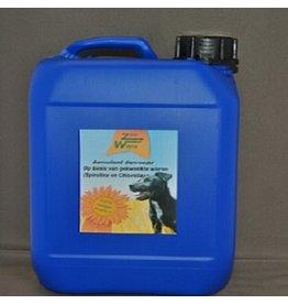 Chlorella-spirulina vloeibaar Zoowiera hond 5L