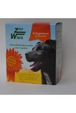 Zoowiera Schapenvet blokjes knoflook (bonbons) 40 stuks / 265 gram