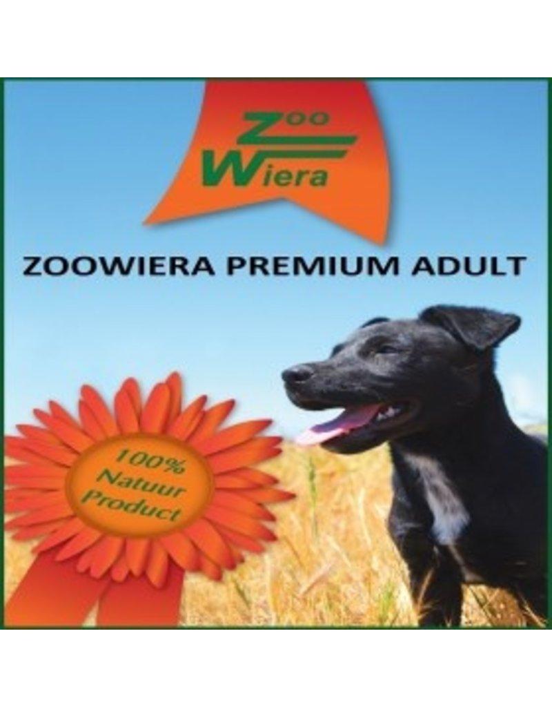 Zoowiera Zoowiera premium adult 15 kg