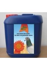 Zoowiera Chlorella-spirulina vloeibaar  Zoowiera duif 5l