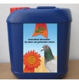 Zoowiera Chlorella-spirulina vloeibaar  Zoowiera duif 5 l