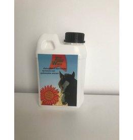 Zoowiera Chlorella Spirulina vloeibaar paard 1 L