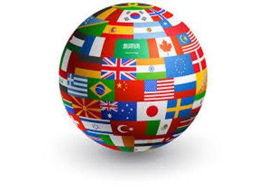 internationaal rozetten