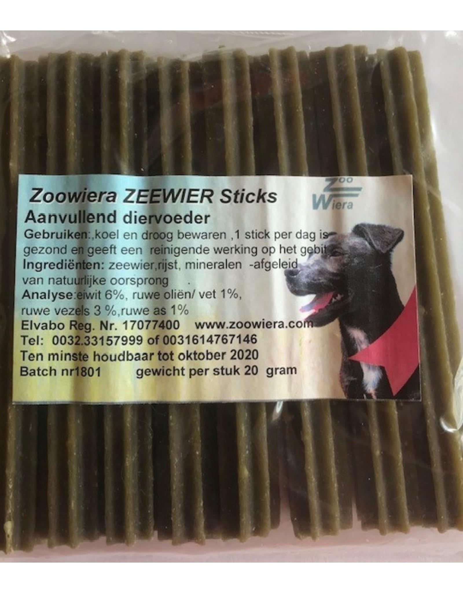 Zoowiera zeewier sticks (S) KLEIN (8)
