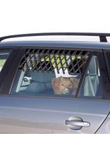 Hondenrooster raam auto