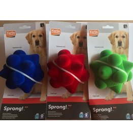 speelgoed hond Sprong ball L