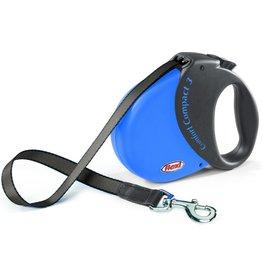 flexi Flexi Comfort Compact 3 blauw band 5 m L