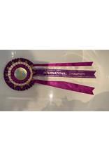 internationaal kampioen paars