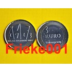 Slovenia 3 euro 2013 unc