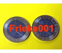 Slovenia 3 euro 2008 unc