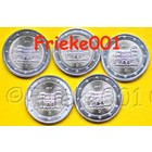 Germany 5x 2 euro 2017 comm.(Trier)